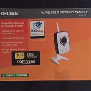 Dlink DCS 2121 Ip Camera