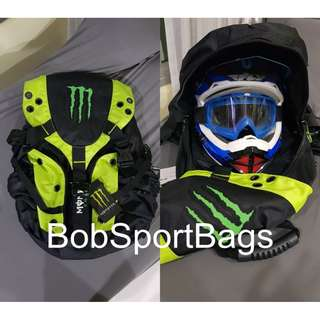 Monster Energy Heavy Duty Sports Bag (Water resistant)