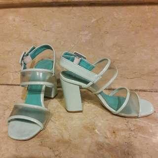 Berrybenka Mint Heels