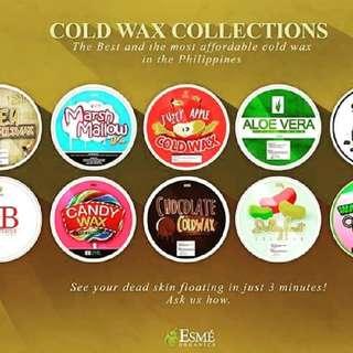 Esme Organic Cold Wax