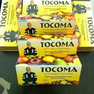 Tocoma Colon Cleansing Powder Drink