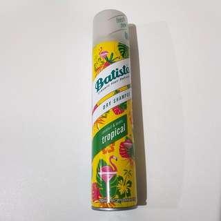 [NEW] Batiste Dry Shampoo Tropical 200ml