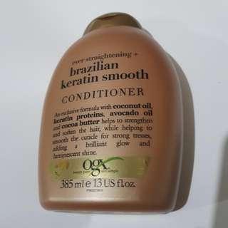[NEW] OGX Brazilian Keratin Smooth Conditioner 385ml