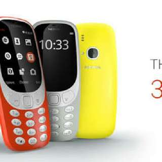 The NEW NOKIA 3310