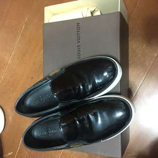 Lv 厚底鞋