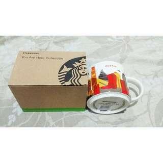 Starbucks Mug You Are Here Collection