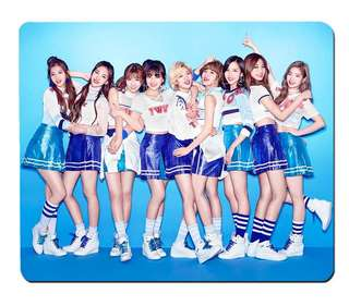 TWICE Mouse Pad