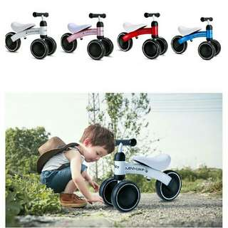 Brand NEW Baby Mini Balancing Bike FREE 1 Set of Knee Protector👣🙌💃