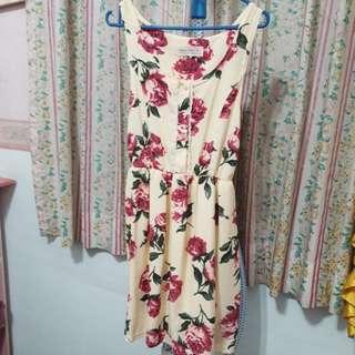Tokyo Fashion Floral Dress