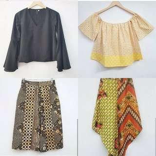 Batik Apparels
