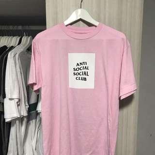 ASSC Pink bogo tee