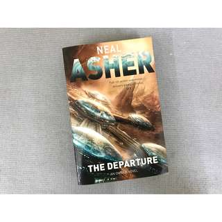 Fiction Novel: The Departure (Neal Asher)
