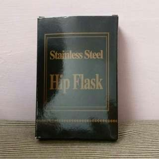 Stainless Steel Hip Flask 酒壺(size 8OZ)