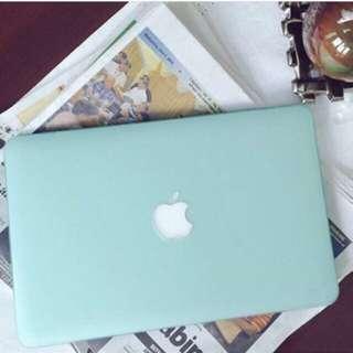 Mint Green MacBook Case