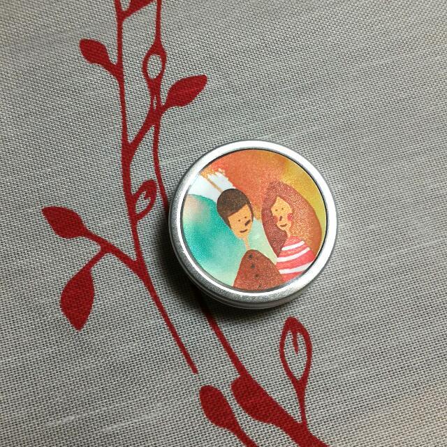 誠品固體香水