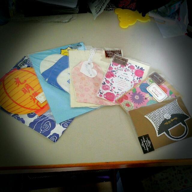 (全新)(原價117)卡片