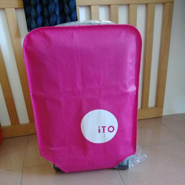 #你喜歡我送你 加厚行李箱保護套