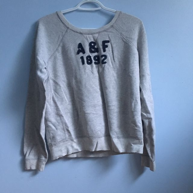 Abercrombie and Fitch Crew Neck Sweater