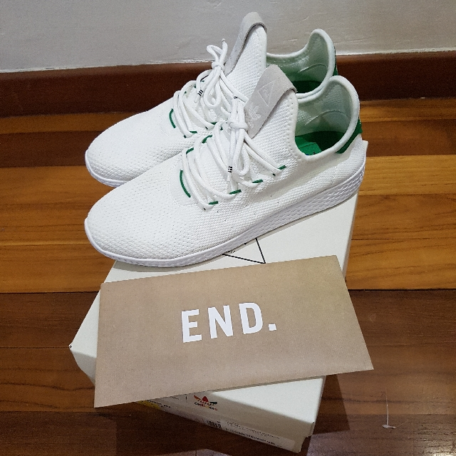 b6c55ea214a58 Adidas X Pharrell Williams Tennis Hu