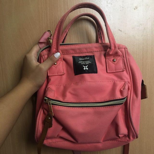 Anello Pink Bag