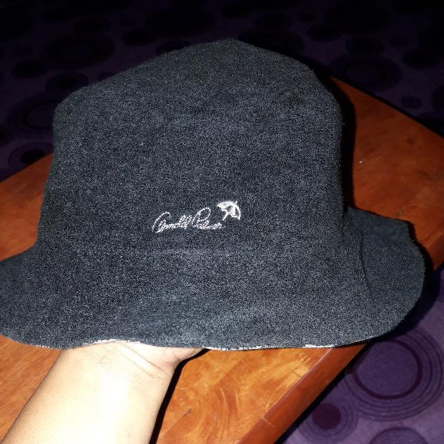 3a37ca98ca037 Arnold Palmer bucket hat (reversible)