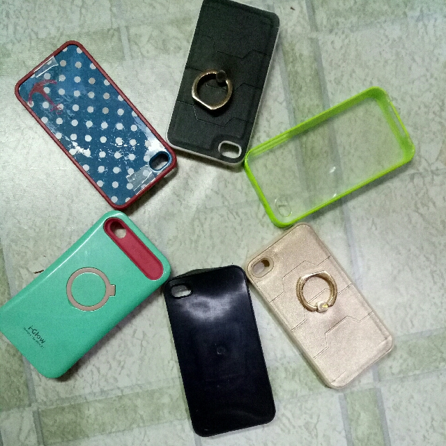 Asstd. Cases  for i Phone 4s