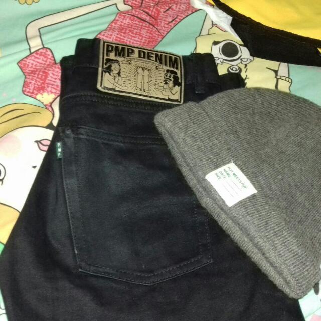 #bantu temen jual jeans pmp super thaistick size 30, kondisi 9/10.