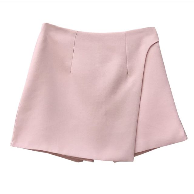 mauve pink color dusty rose bn skorts in mauve pink color size s womens fashion clothes pants jeans shorts on carousell clothes