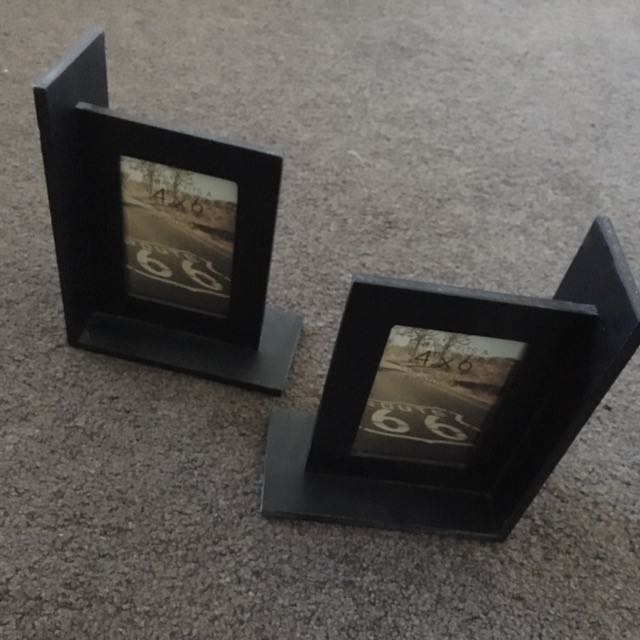 Book End Picture Frames