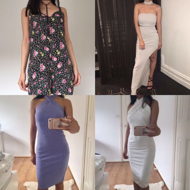 Brand New Dresses, Etc!