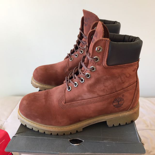 Brown 6inch Timberland