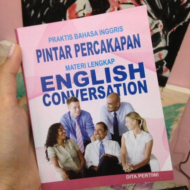 Buku English Conversation Lengkap