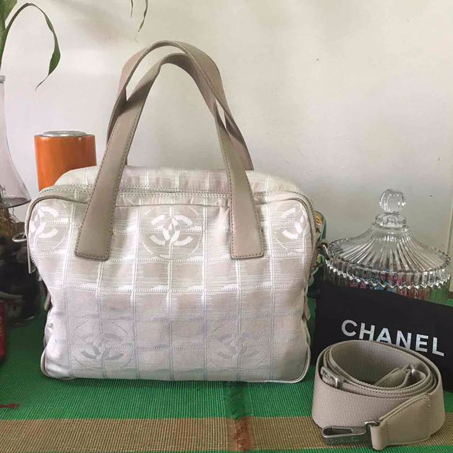Chanel Two-way Sportsline Bag