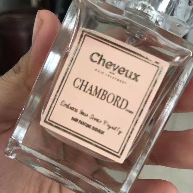 Cheveux Hair Perfume