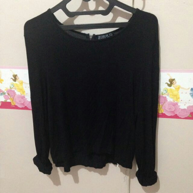 Cotton On Black Sleeve