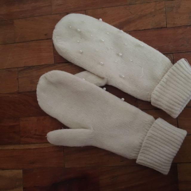 Dainty Winter Gloves