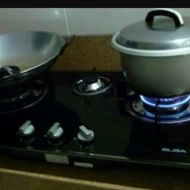 Dapur Gas Elba Kitchen Liances On Carou Kaca