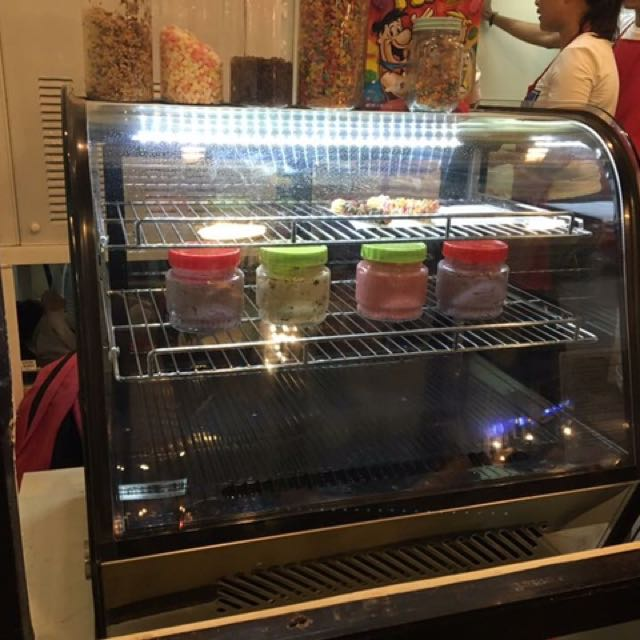 Display Countertop Chiller
