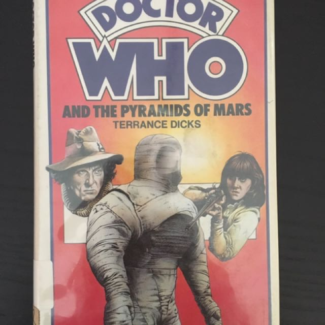 Doctor Who And The Pyramid Of Mars (Terrance Dicks)
