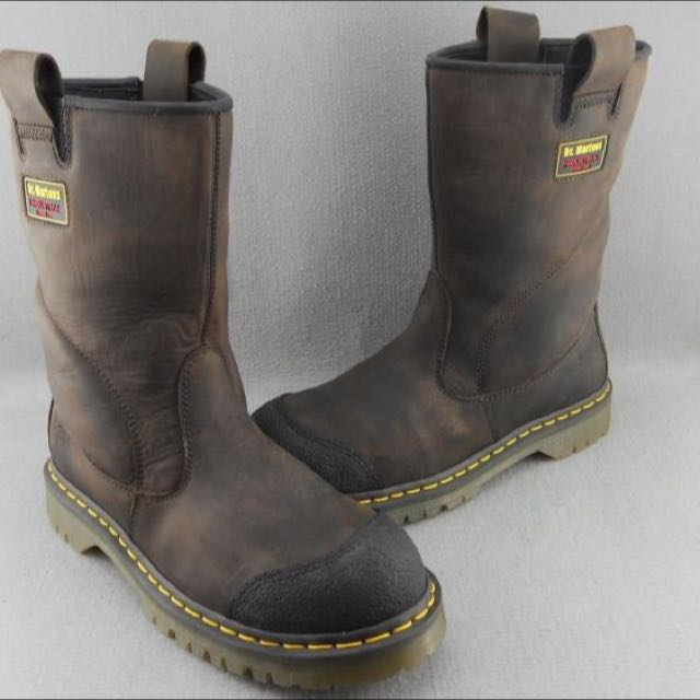 Dr. Martens Safety Boots, Men's Fashion