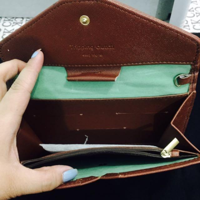 envelop wallet