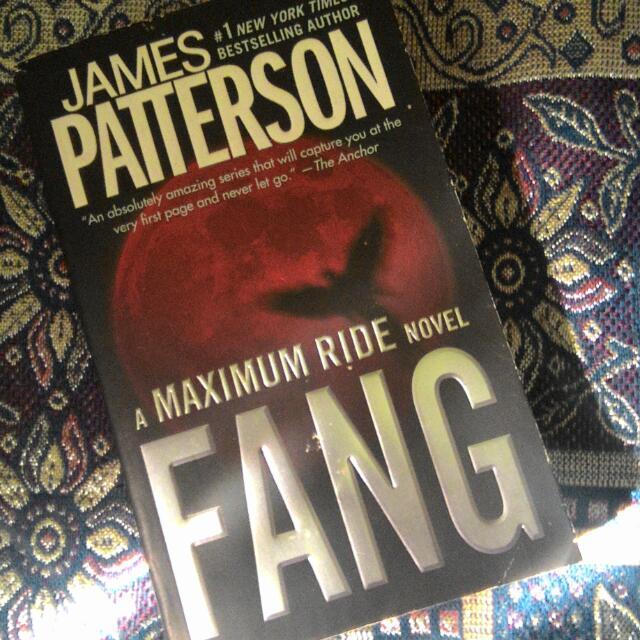 Fang (James Patterson)