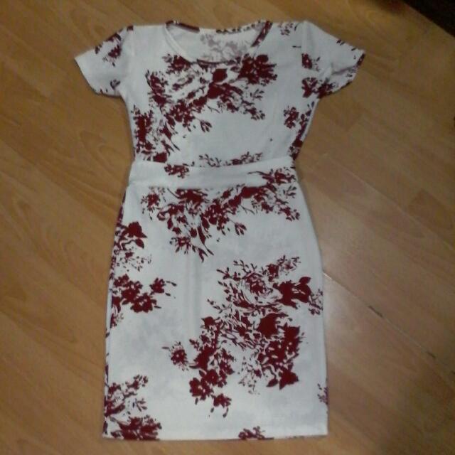 Floral Dress 1 (Bnew)