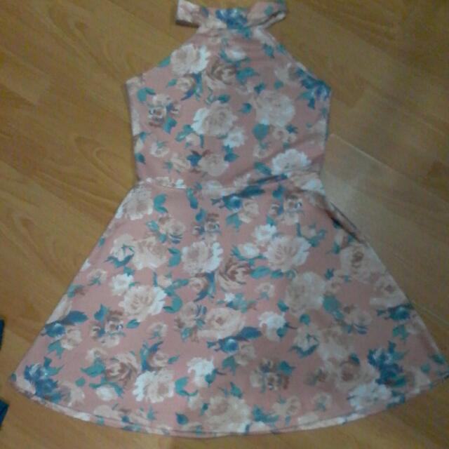 Floral Dress 2 (Bnew)