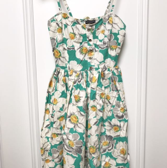 Floral Sundress (X-Small)