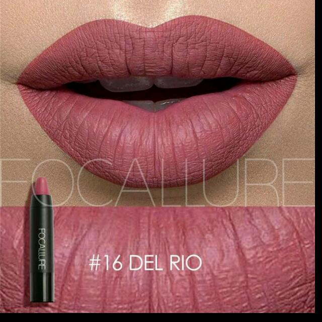 Focallure Lip Matte Crayon