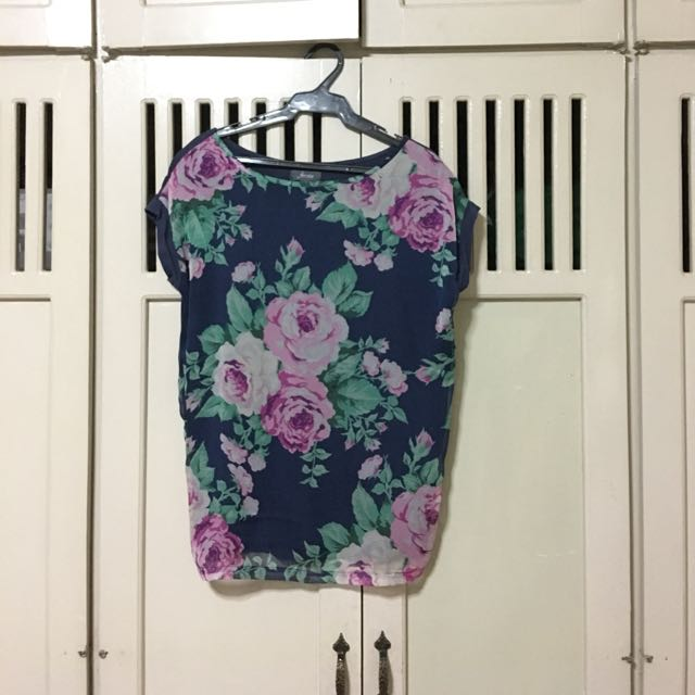 For Me Floral Blouse