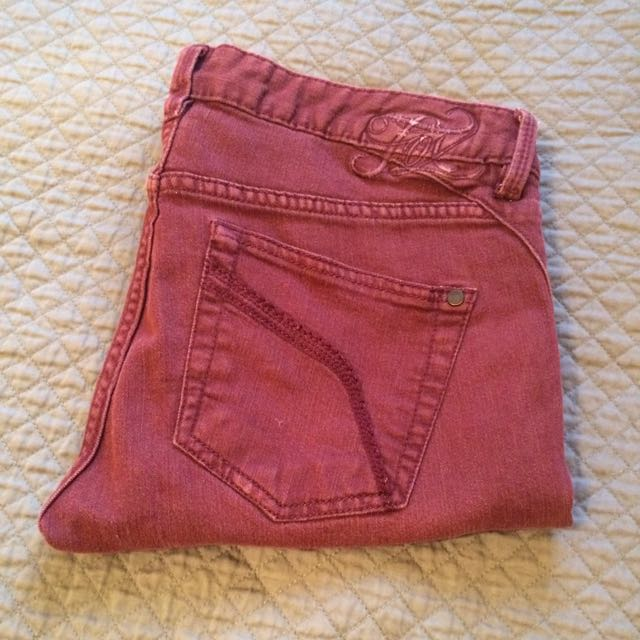 Fox Riders Co. Jeans