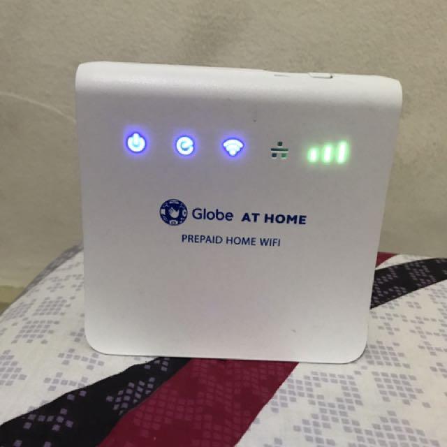 Globe Prepaid Wifi For Sale