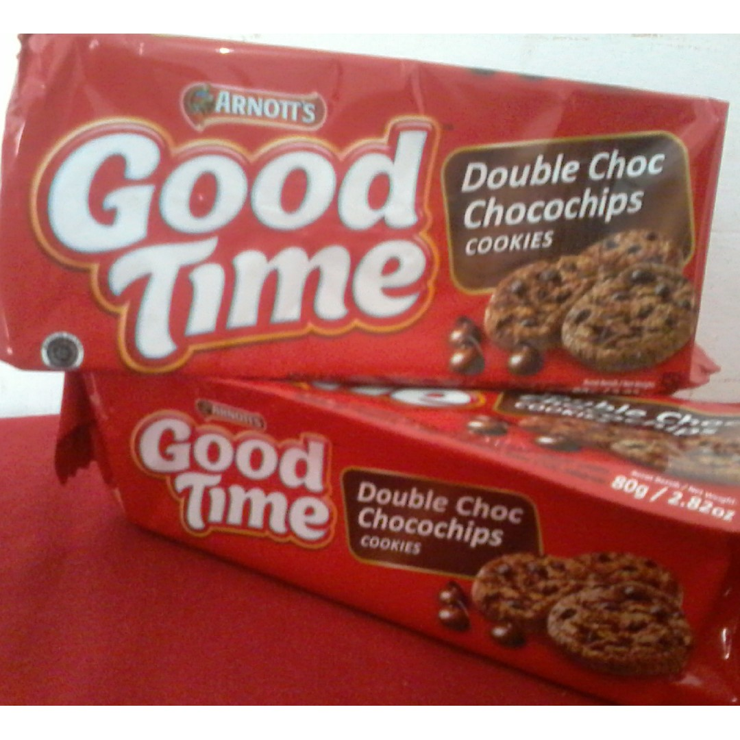 Good Time Double Choc 80 gr